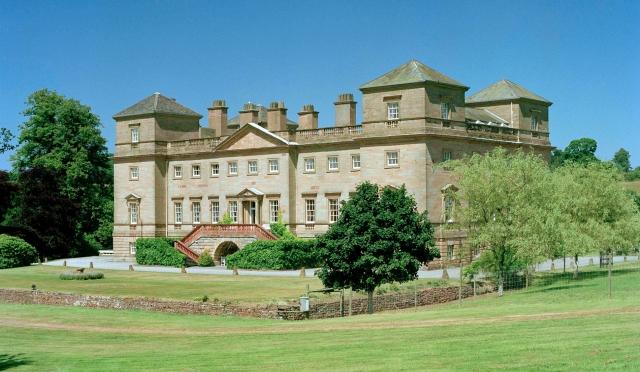 Hagley Hall England