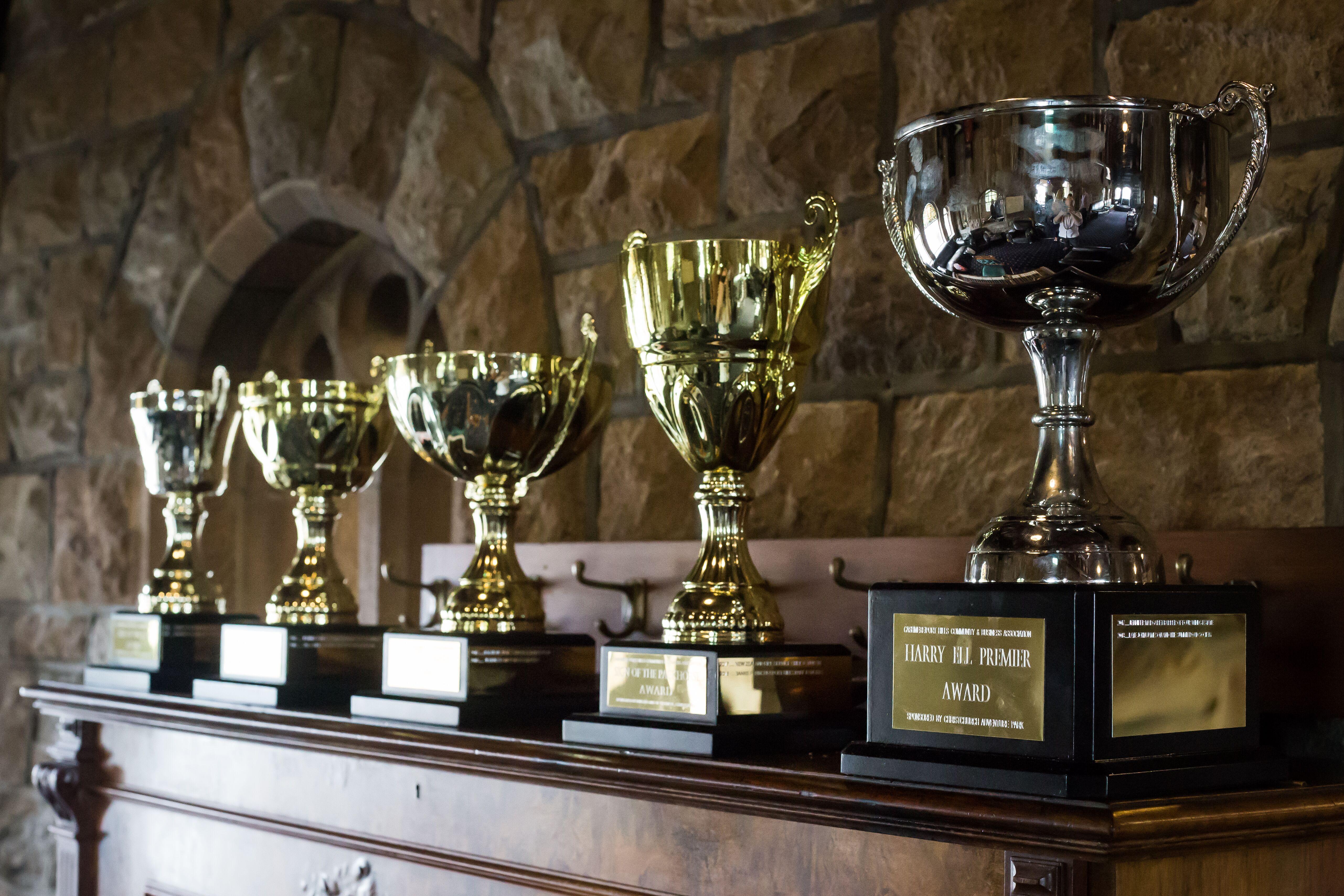 Harry Ell Awards 2018