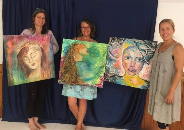 Art Workshop with Katrina Stadler