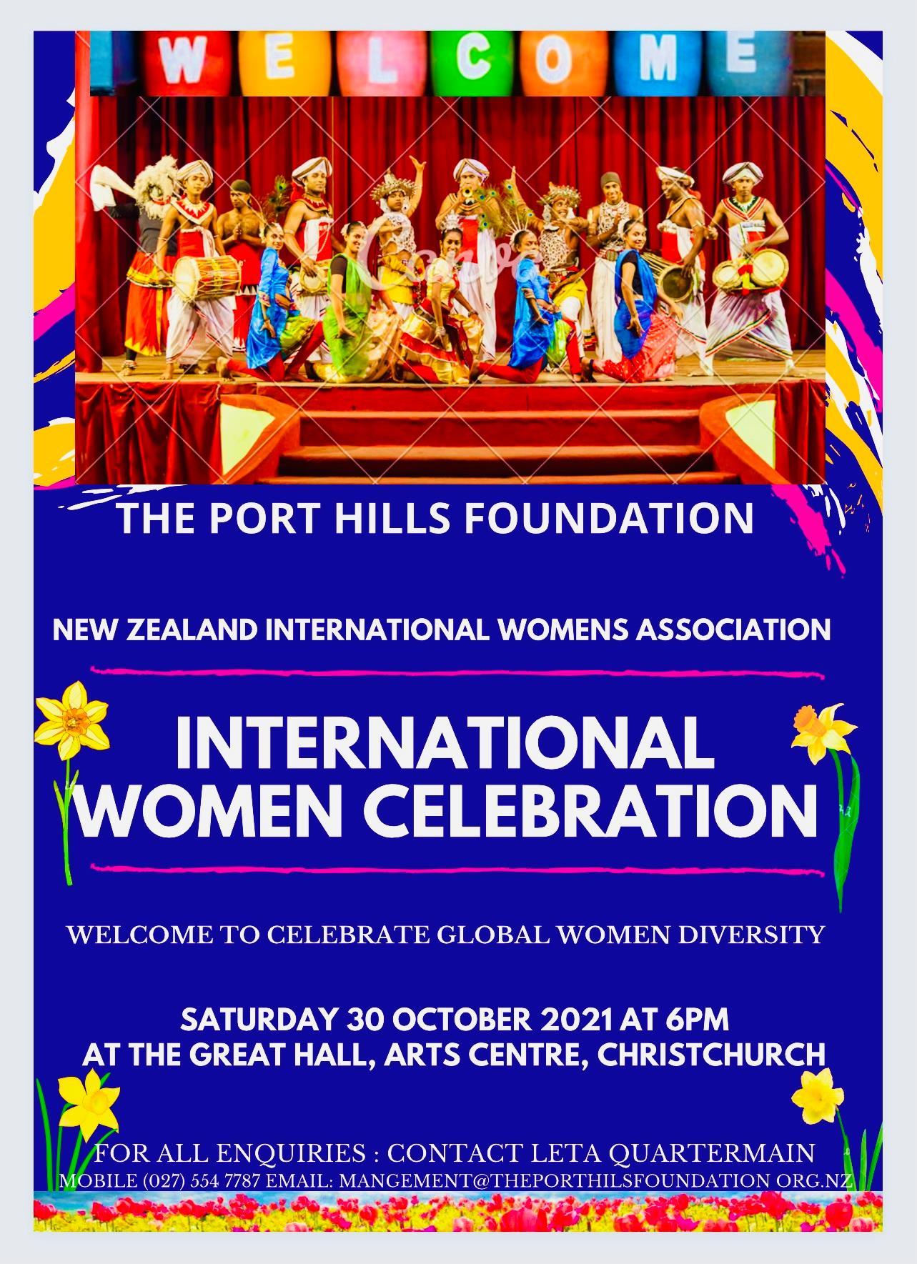 INTERNATIONAL WOMEN CELEBRATION